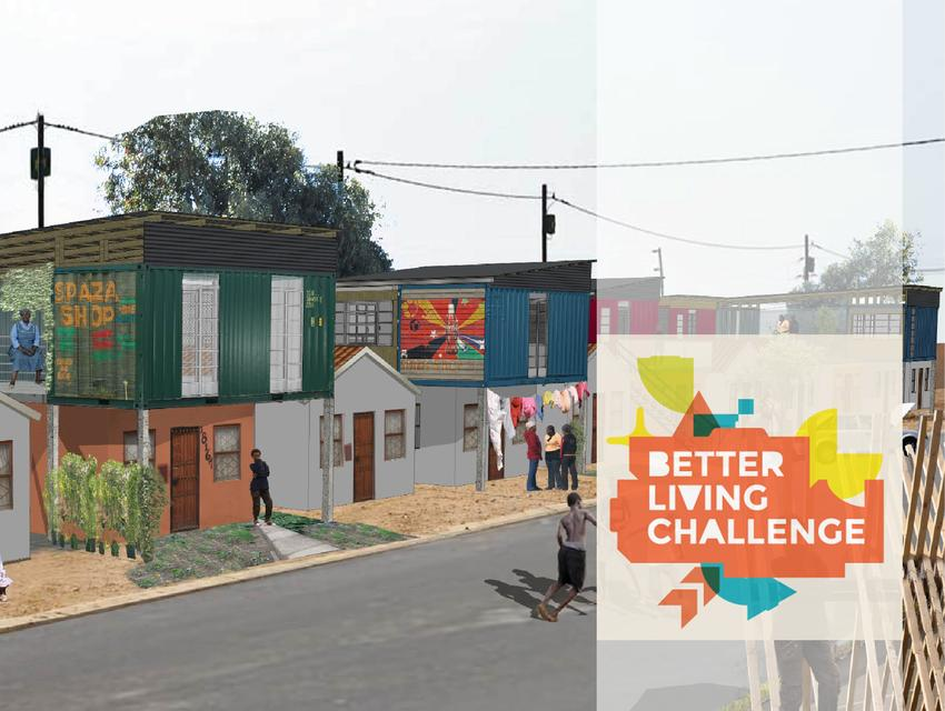 INFORM EXCHANGE nominated as a finalist for the Better Living Challenge